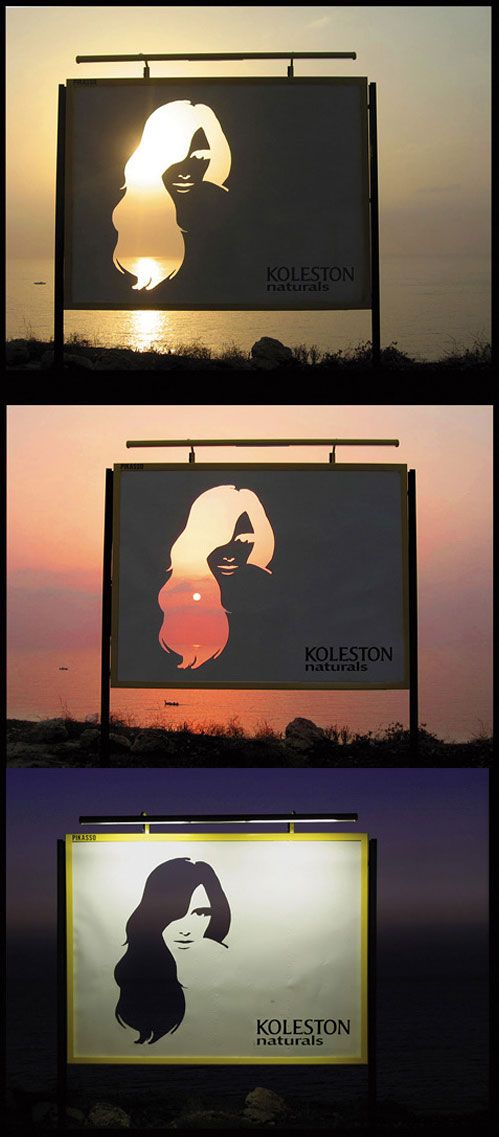 Koleston Naturals advertentie