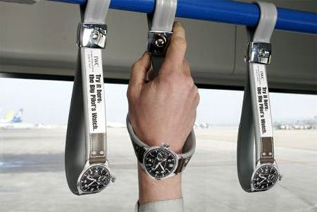 IWC advertentie