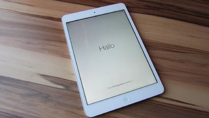 iPad enquête