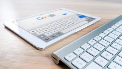 iPad met Google