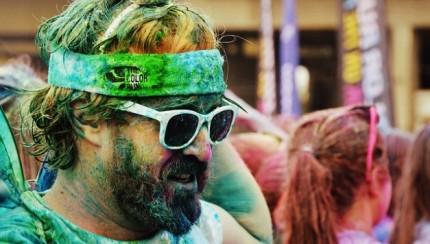 Buitenevenement The Color Run