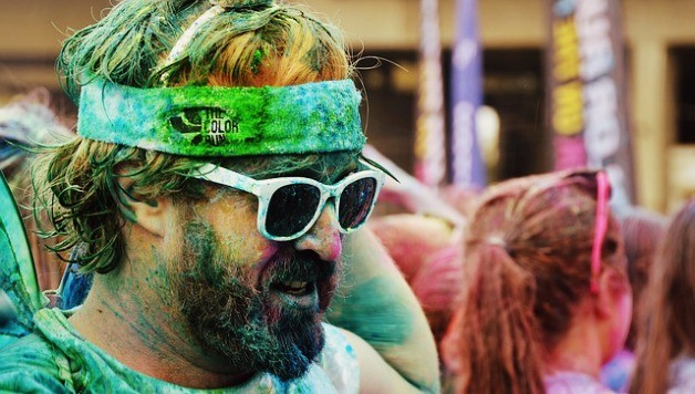 Buitenevenement The Color Run