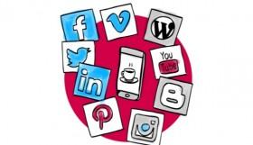 Infographic - social media bij evenement