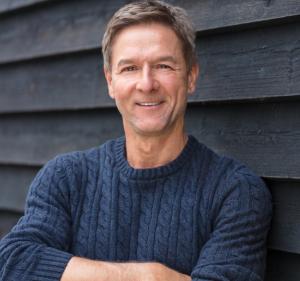 Klaas Jans; schrijver van events en marketing
