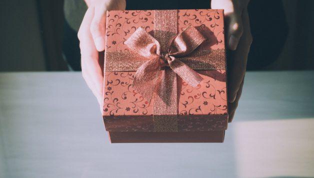 cadeau zakenrelatie