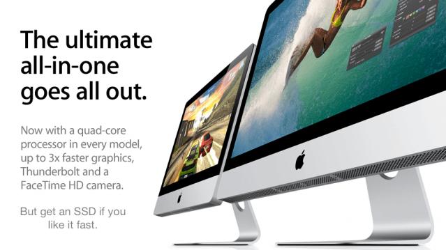 Neuromarketing voorbeeld advertentie Apple