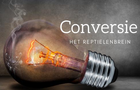 Conversie verhogen met het reptielenbrein