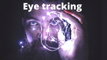 Eye tracking voor website optimalisatie