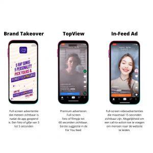 advertising tik tok
