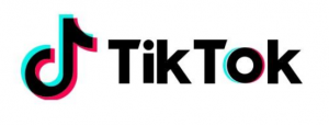 Tiktok logo social media