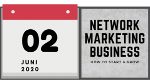 Het event network marketing in 2020