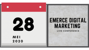 Het emerce live marketing event in 2020