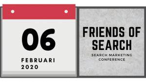 Het event friends of search in 2020