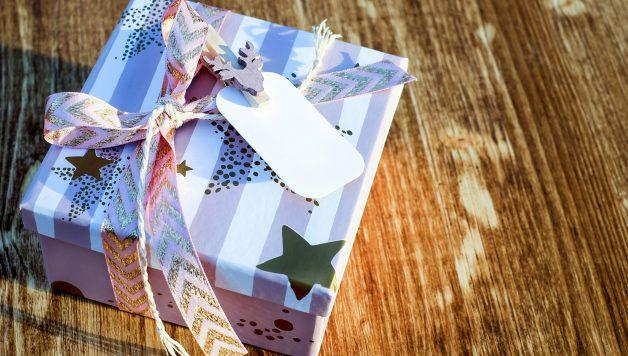 Eindejaarsgeschenk en kerstpakket