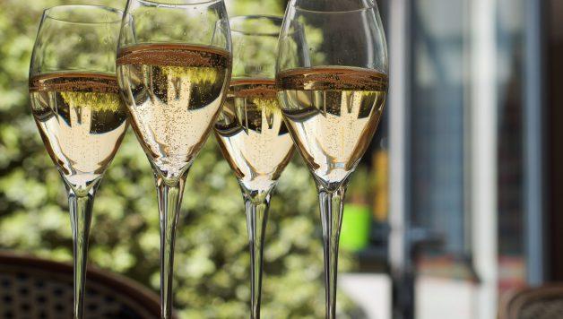 Champagne cadeau relaties