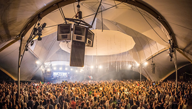 overkapping festivals evenementen