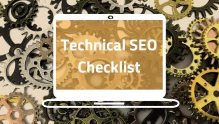 Technical SEO checklist