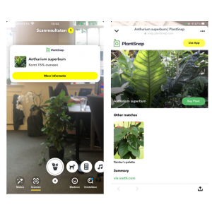 Visual Search met Snapchat