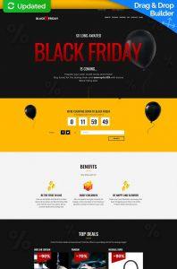 Aankondigen van Black Friday