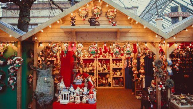 online kerstmarkt voor bedrijven