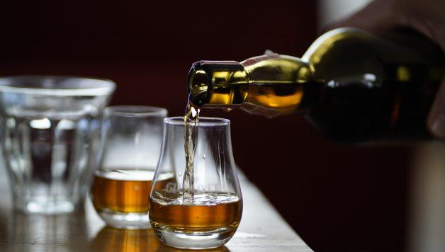 Personeelsuitje whiskyproeverij